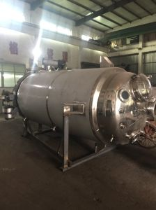 High Efficiency 6cbm Extraction Tank pictures & photos