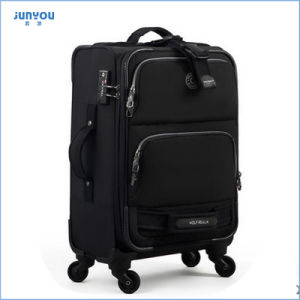 Best Selling High Quality Nylon Soft Travel Luggage pictures & photos