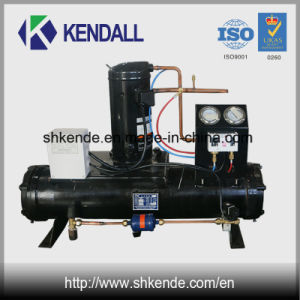 Water Cooled Refrigeration Equipment for Cold Storage