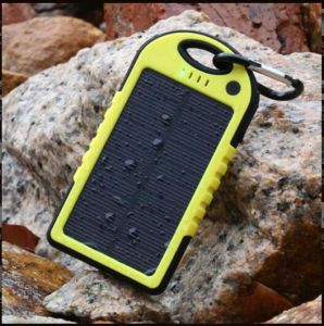 Waterproof Portable Solar Mobile Power Supply pictures & photos