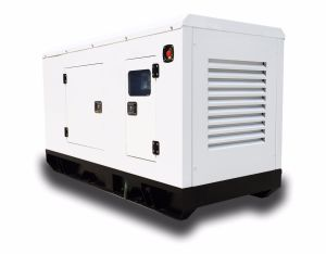 50Hz 148kVA silent Type Diesel Generator Powered by Cummins (DP148KSE)