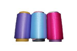 100% Polyester Yarn DTY 110d/150d Colored Yarn pictures & photos