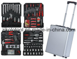 186PCS High Quality Portable Germany Design Hand Tool Kit, Herramientas De Autos, Mechanical Tools Names pictures & photos