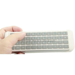Mini 2.4G RF USB Bluetooth Keyboard for Smart TV Keyboard White pictures & photos