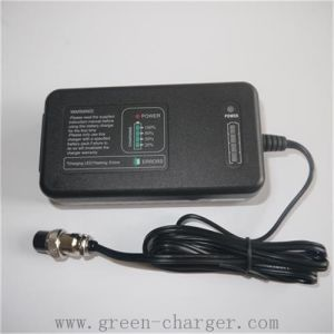 21V 2A Li-ion Car Battery Charger pictures & photos