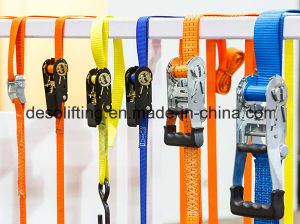 Cargo Lashing Belt with Steel Buckle pictures & photos