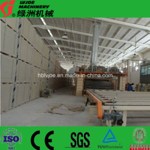 Small Capacity Gypsum Board Service Machine Including Egineers Services pictures & photos