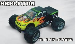 Hsp 94050 Gas 4*4 RC Monster Truck