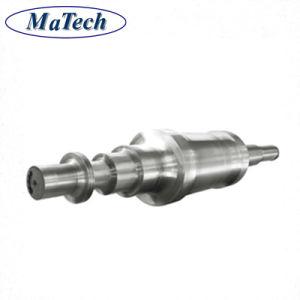 OEM Custom CNC Machining Worm Gear Shaft Forging pictures & photos