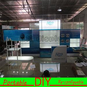 High Quality Portable Reusable Versatile Aluminum Fashion Trade Show pictures & photos