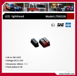 Surface Mounting LED Warning Lighthead (LTDG31B) pictures & photos