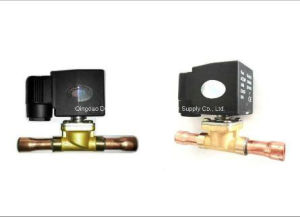 Solenoid Valve Sv-Sy Series for Air Condition Part pictures & photos