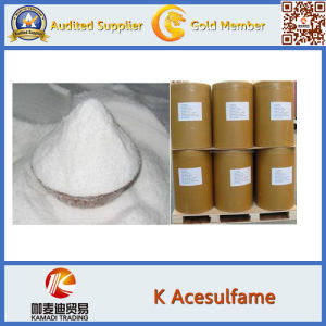 Acesulfame K, Best Price Acesulfame K Powder/CAS No: 55589-62-3 pictures & photos