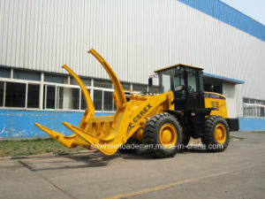Wheel Loader, Grapple Forks/ Bucket /Disc Trencher/Loader Attachments for Compact Loader pictures & photos