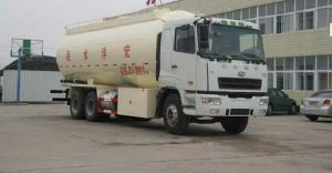Camc 6*4 Dry Powder Tank Truck