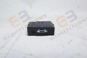 2 Ports Desktop Type VGA Kvm Console pictures & photos