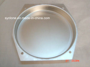 Investment Casting Cover with Machining in CNC pictures & photos