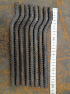 32mm Concrete Prestressing Construction Use Deformed Steel Bar HRB335 pictures & photos