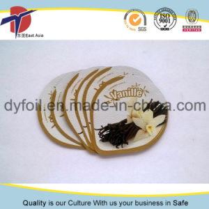 Plastic Cup Aluminum Foil Lid pictures & photos