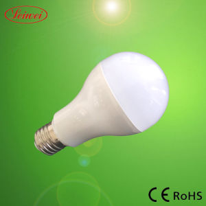 Plastic and Aluminum 3W E27 LED Bulb pictures & photos