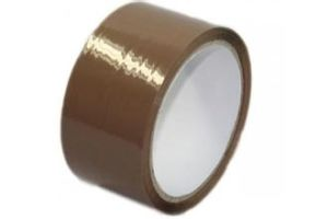 Brown BOPP Adhesive Packing Tape