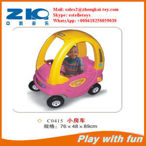 Plastic Car on Sell Zhongkai pictures & photos