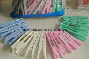 Plastic Clothes Peg pictures & photos