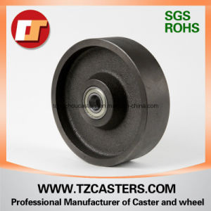 4, 5, 6, 8inch Cast Iron Wheel with Roller Bearing pictures & photos