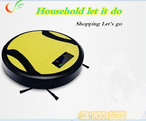 Home Auto Cleaner Robot Vacuum Cleaner with CE pictures & photos