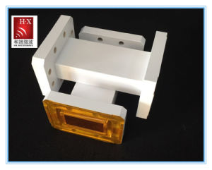 Wr284 Straight Rigid Waveguide From Hexu Microwave pictures & photos