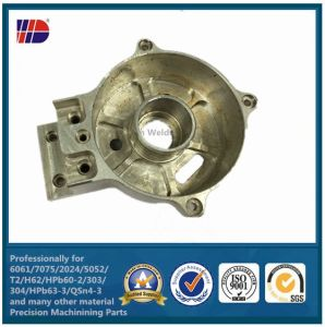 High Pressure Aluminum Die Casting Process Die Cast pictures & photos