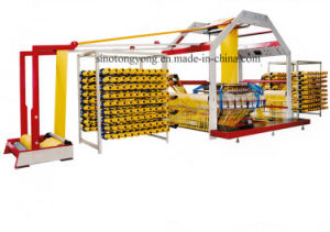 Small Cam High Speed Six Shuttle Circular Loom pictures & photos