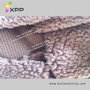100% Polyester Micro Plush Coral Fleece Fabric pictures & photos
