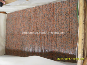 Maple Red Chinese Granite Tile pictures & photos