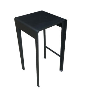 Iron Steel Outdoor Bar Stool Chairs (MC-15603) pictures & photos