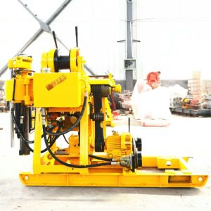 Spindle Type Core Drilling Rig Portable Small Size Water Well Drilling Equipment 200m Capacity pictures & photos