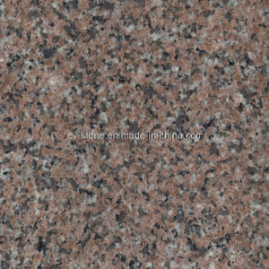 Natural Stone Granite G696 Red Slabs for Tiles and Countertops
