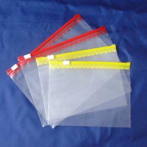 Plastic Zipper Bag pictures & photos