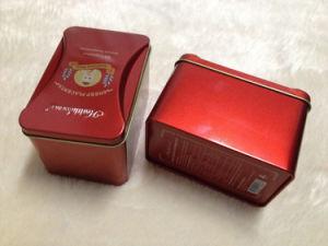 Tea Tin Box and Food Gift Tin Box pictures & photos