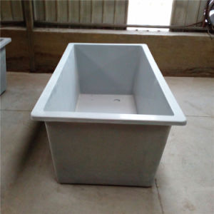 Safety Resin Fish Tank FRP Fish Aquarium Fiberglass Tank for Seafood Breed pictures & photos