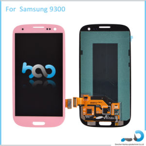 Touch Screen Assembly Mobile Phone Spare Parts LCD Display for Samsung Galaxy S3 I9300