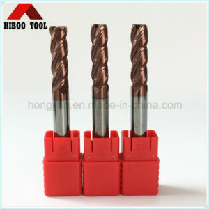 Cheap Price Direct Manufacturer Corner Raduis Carbide End Mill pictures & photos
