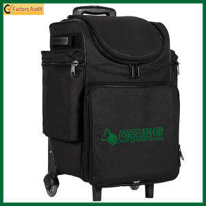 High Quality Black Luggage Case Trolley Bags (TP-TLB071) pictures & photos