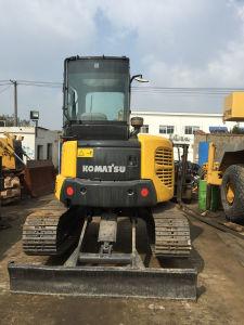 Komatsu Mini Excavator Komatsu PC55, Used Small Komatsu Excavator pictures & photos