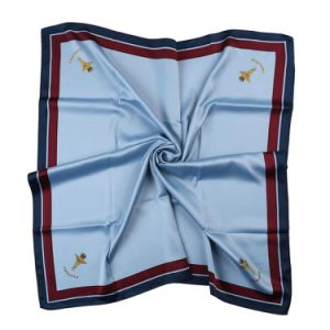 Pure Silk Stylish Printed Scarf pictures & photos