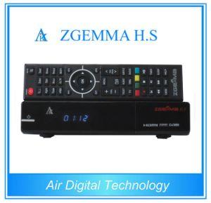 Single DVB-S2 Tuner Zgemma H. S Full HD Satellite Receiver pictures & photos
