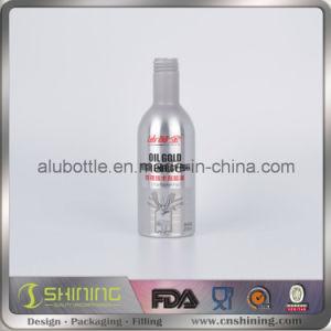 Aluminum Bottle for Automobile Oils Without Coating
