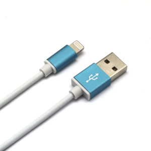 Top Quality Colorful Round Micro USB Data Sync Charger Cable pictures & photos