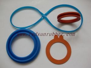Custom Silicone Gasket pictures & photos