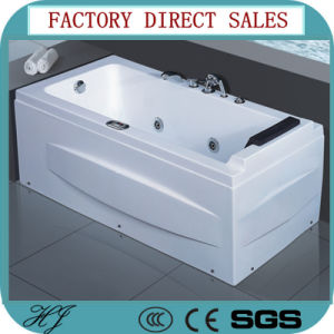 Factory Direct Sales of The Acrylic Massage Bathtub (542) pictures & photos